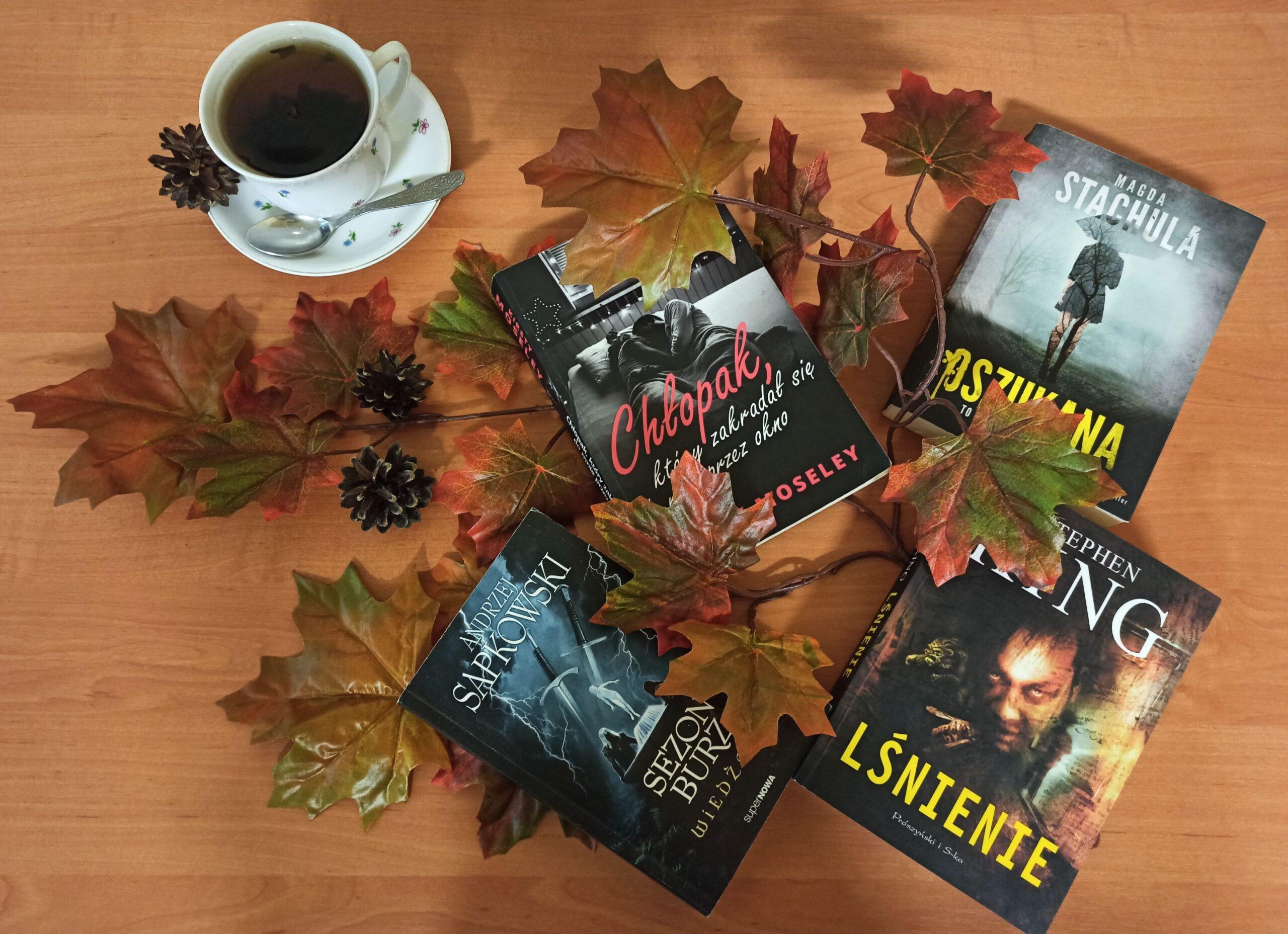 książka na jesień